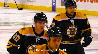 New England Bruins February schedule at TD Garden in Boston