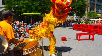 Boston Chinatown Lantern Festival