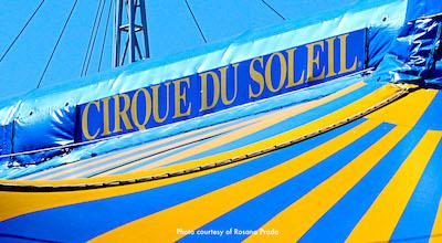 Cirque du Soleil performs in Boston