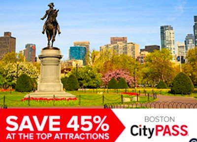 Boston CityPASS Discount Card