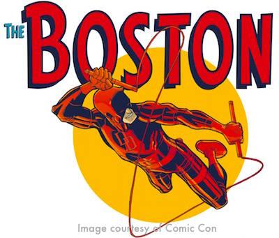 Boston Comic Con Expo