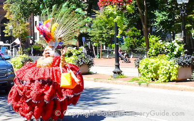 Dominican Festival of Boston Parade & Festival