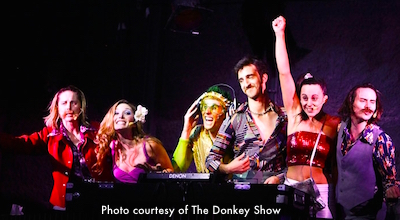 The Donkey Show at the Oberon