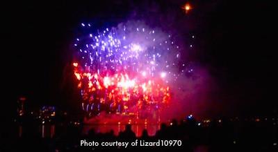 Boston Fireworks