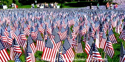 Field of Flags - Boston