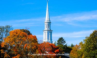 Fall Foliage Tours