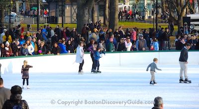 Future events in Boston