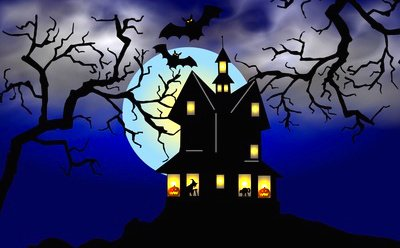 Haunted walking tour for Halloween in  Boston's Beacon Hill
