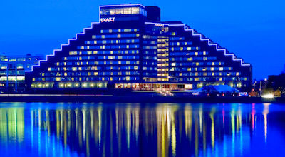 Best rooms for viewing July 4th Boston fireworks at Hyatt Regency Cambridge MA hotel