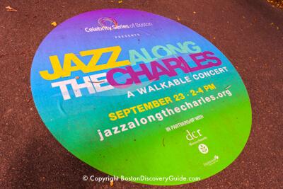 Jazz Along the Charles