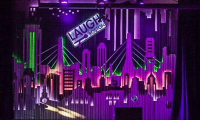 Boston nightlife and entertainment - Comedy clubs