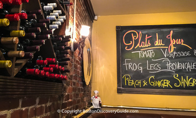 Boston restaurants - Best French restaurants