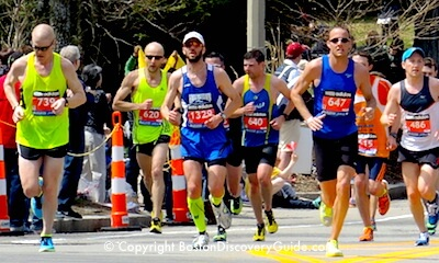 Boston Marathon - registration information