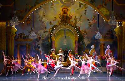 The Nutcracker at Boston Opera House