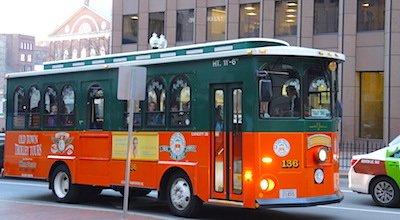 Boston tours, cruises, sightseeing