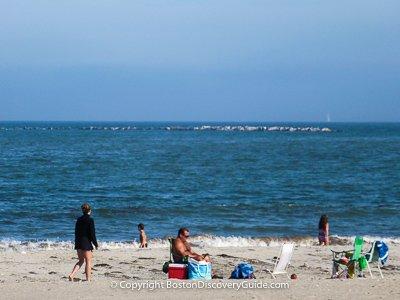Boston beaches - Revere Beach