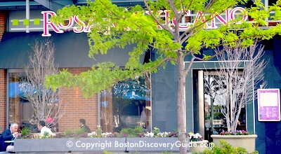 Rosa Mexicano on the South Boston Waterfront