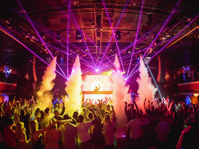 Boston attraction: Nightlife