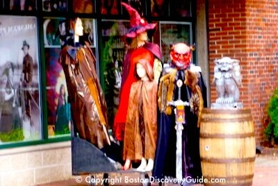 Salem MA Halloween Events