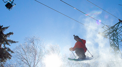 Mad River Glen- Top New England Ski Areas