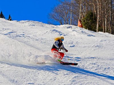 Stowe Mountain Resort - Top New England Ski Areas