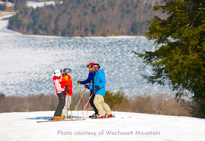 Photo of Wachusett Mountain Ski Resort north of Boston, open on Thanksgiving weekend?