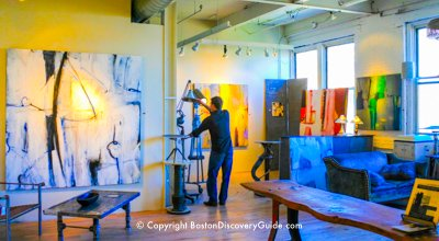 South End Open Studios - Boston Events September