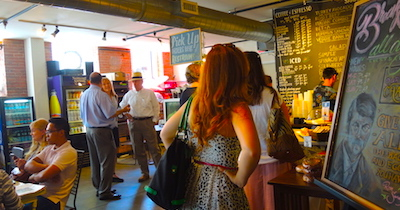 SoWa First Fridays in Boston's South End