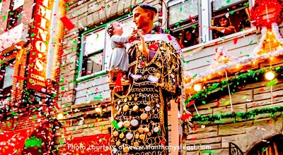 North End Feasts and Festivals - St Anthony's Feast