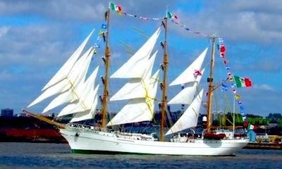 Tall ships - Sail Boston 2017