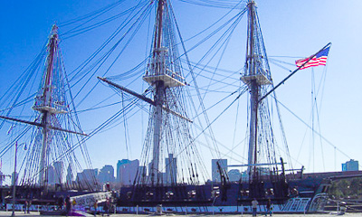 USS Constitution Tours
