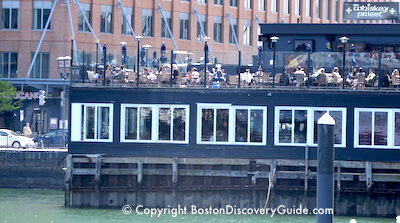 Whiskey Priest on the South Boston Waterfront