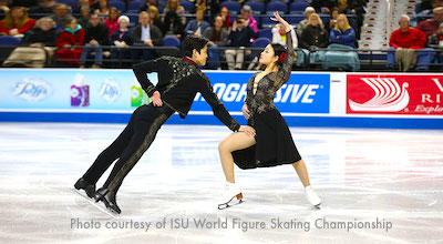 ISU World Figure Skating Championship 2016 Boston