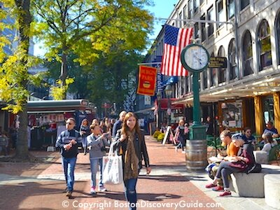 Fun places to visit in boston ma