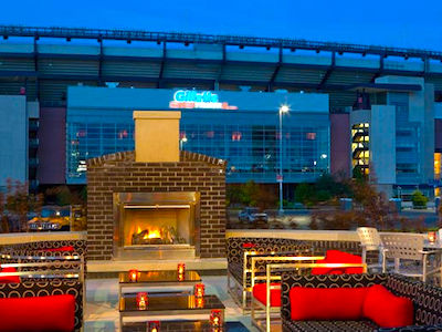 Best Boston hotels near Gillette Stadium