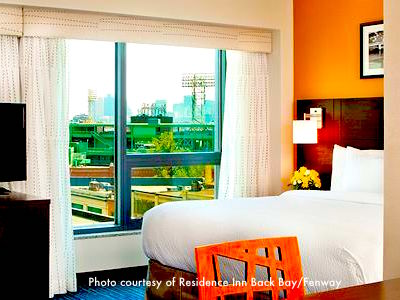 Best Boston hotels near Fenway Park
