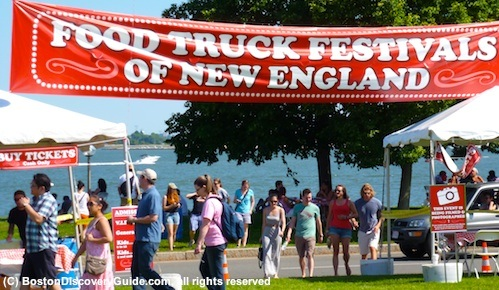 Photo of Boston Food Truck Festival - New England Truck Food at Its Finest!