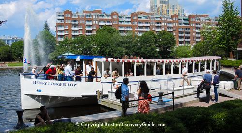 Charles River Cruises