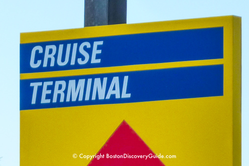 Shore excursions from Boston's cruise terminal
