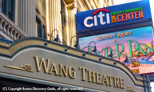 Boston Theatre District Restaurants - best places to eat near Wang Theatre, Opera House, Colonial Theatre, Cutler Majestic, Wilbur, more