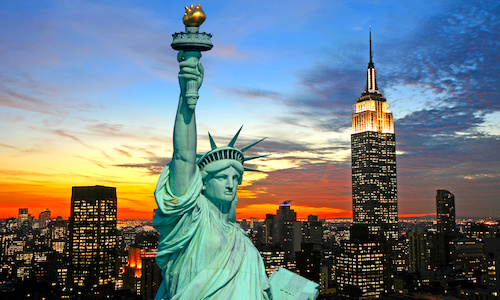 Day trips from Boston to New York City