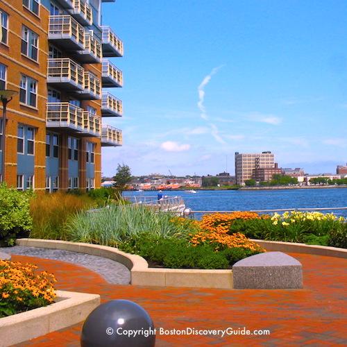 Hotels in Boston's North End neighborhood