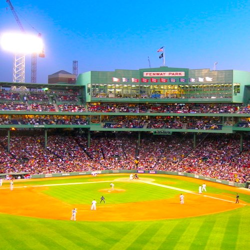 Hotels near Boston's Fenway Park