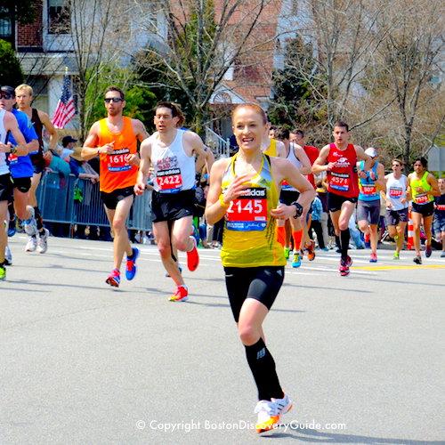 Boston Marathon hotels