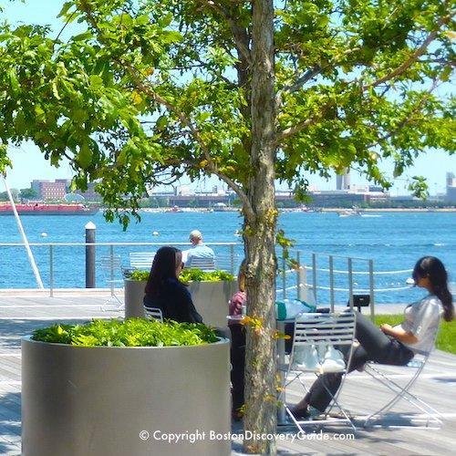 South Boston waterfront hotels