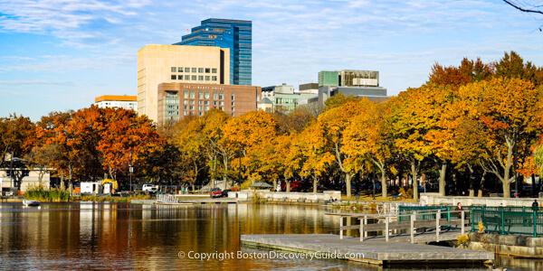 Boston November events