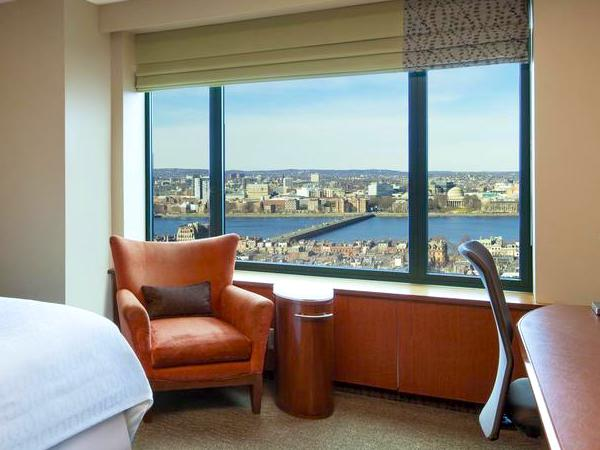 Sheraton Hotel in Boston