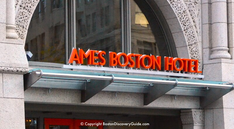 Deals, discounts, and savings on Boston hotels