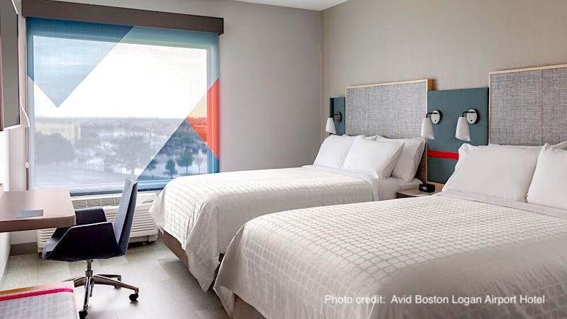 Avid Hotel near Boston Logan Airport