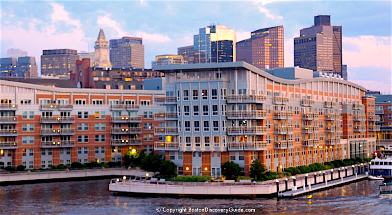 Boston Hotel Guide